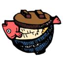 鯛めしのお釜