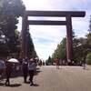 【2018年8月15日:靖国神社さん参拝】