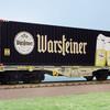 """Rocky-Rail RR40133 Sgmmns 40 Containertragwagen 40ft  """"Warsteiner Bier"""""""