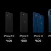 iPhone12とiPhone12 Proの予約は予想以上、iPhone11全体に並ぶほど