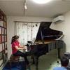 ピアニスト小山里巴さんによるバレエピアノ曲を収録しました