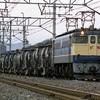 1999年3~4月期の鉄道汚写真 非難轟々EF65形まつり