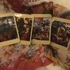 5枚引き(1〜4)ボイジャータロットカード