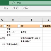 家計簿アプリケーション