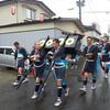 本荘八幡神社祭典 大名行列