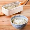 メスティンで白飯をおいしく炊く方法。(令和のコシヒカリ新米)