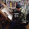 4日のダブルお仕事#1:KRYラジオ「画家と海」