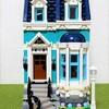 LEGO 10270 街の本屋 ⑤~⑧ 完成