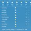 カリフォルニアの気候