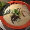 東京豚骨拉麺ばんから@秋葉原で『とんこつらーめん』を食べた