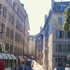 ジュネーブ旧市街を散策する: ジュネーブ、スイス