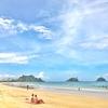 エルニドでレンタルバイクを使ってナクパンビーチへ行こう! フィリピン秘境旅【ElNido Nacpan Beach 2017】場所・行き方