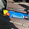 輸入菓子:三菱食品:チョコレートサンドビスケット/ポルトマリア/ミレニアムストロベリー/ミレニアム