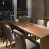 岡山全日空ホテル「 廚 洊」(kuriya-sen)~ 最上階の個室で会席ディナーをいただきました
