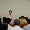 25日、6月議会に向けた政調会。