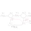TI-Nspire & Lua / 常微分方程式の数値解法 / 応用例 / 聯成振動 1 / Nyström 法 / それに意味のないとき