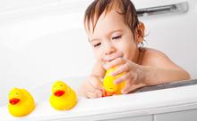 お風呂タイムも英語を楽しむ時間になる!英語で子育て【お風呂編①】