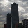 東京の空 佃