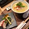 銀座 篝(かがり) 本店で、鶏白湯SOBAリベンジ。