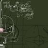 動画貼り付けテストも兼ねて、以前描いたシャアザク。