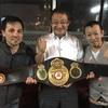 ボクシング元世界チャンピオンの星野敬太郎さんのお店、will vi にお邪魔して、ボクシング界のお話や、スポーツ選手の引退後のセカンドキャリアについて、意見交換をしました。