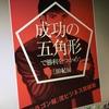 【読書】「成功の五角形で勝利を摑め」三田紀房:著