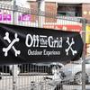 アウトドア系のイベント「Off the Grid」に行ったらイケハヤ書生がいた話。
