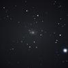 銀河の向こうに銀河 NGC450 くじら座