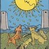 タロットカード:大アルカナ 月