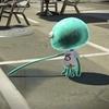 【スプラトゥーン2】なぜクラゲさんは道路をペタペタ触っているのか【恐怖】