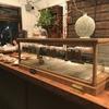 蔵前の菓子屋シノノメのカフェ・喫茶半月で旨いスイーツを食す。