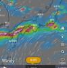 Windy.com雨予測)西日本では8月12日から1週間警報級の大雨?。台風9号、10号よりも、やばそうな雰囲気。