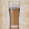 Blender 245日目。「ビールのモデリング」その6「グラスの内側の泡」。