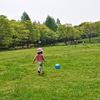 聖蹟桜ヶ丘近くの子連れにお薦め穴場、多摩市大谷戸公園。
