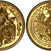 ドイツ フランクフルト1887年シューテイングフェスティバル メダルPCGS SP64