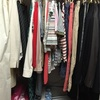 たたまない洋服収納