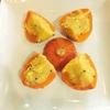 GARAスパイスレストランでは今年も北海道のかぼちゃを使ったメニューが登場!栄養価の高い鮮やかな坊っちゃんかぼちゃを使用したサツマイモとパンプキンのスパイス仕上げ