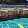 Bトレ改造 京阪8000系の余り物をなんとかする。(京阪8000系 後編)