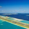 モルディブの空港がある島