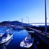岡山に来るなら下津井から見える瀬戸内海と瀬戸大橋を見ていって欲しい