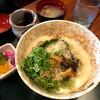 ●高知県四万十市「いちもんや」の鰻とろろ丼
