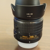 ニコンの一眼レフカメラ、D5500のレンズフードを買ってみました