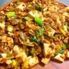 インスタ萎え麻婆豆腐