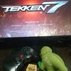 openSUSE×Steamで鉄拳7が遊べるよ!