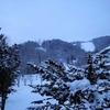 上士幌町「糠平館観光ホテル」の朝食&混浴露天風呂&内湯