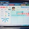 31.オリジナル選手 井上光助選手 (パワプロ2018)