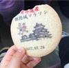 【姫路城マラソン】久々に歩いたよ