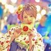 桃乃木かな と袴姿で浅草デート…