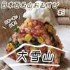 日本百名山おむすび #5「大雪山」