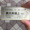 NO密GOTO静岡②大井川鉄道と奥大井湖上駅+雲の形が...?!